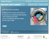 Laundromat Website